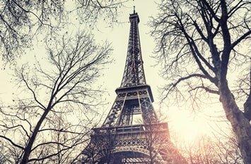 Reiseziel Februar Paris