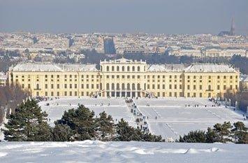 Reiseziel Februar Wien