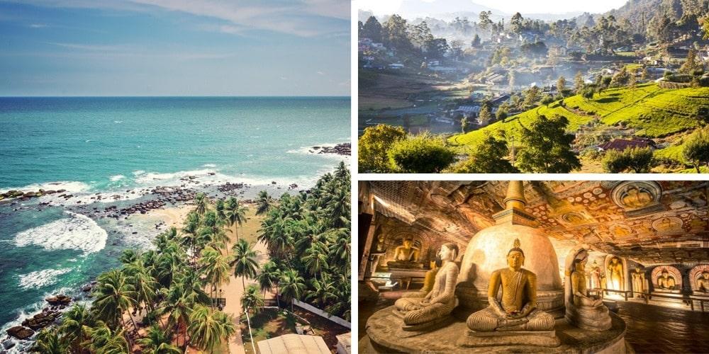 Reiseziel Sri Lanka Februar