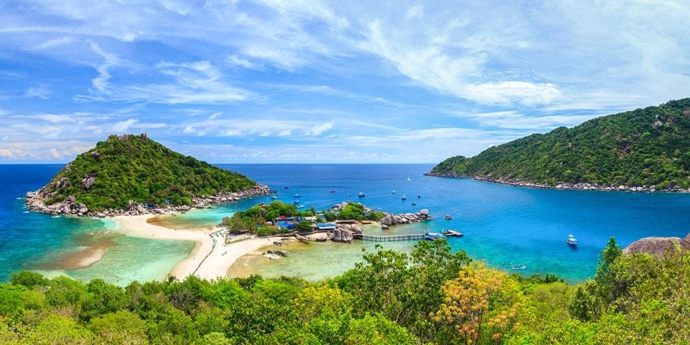 Süd-Osten Thailand