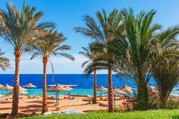 Urlaub Ägypten Strand