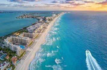 Urlaub Cancun Februar