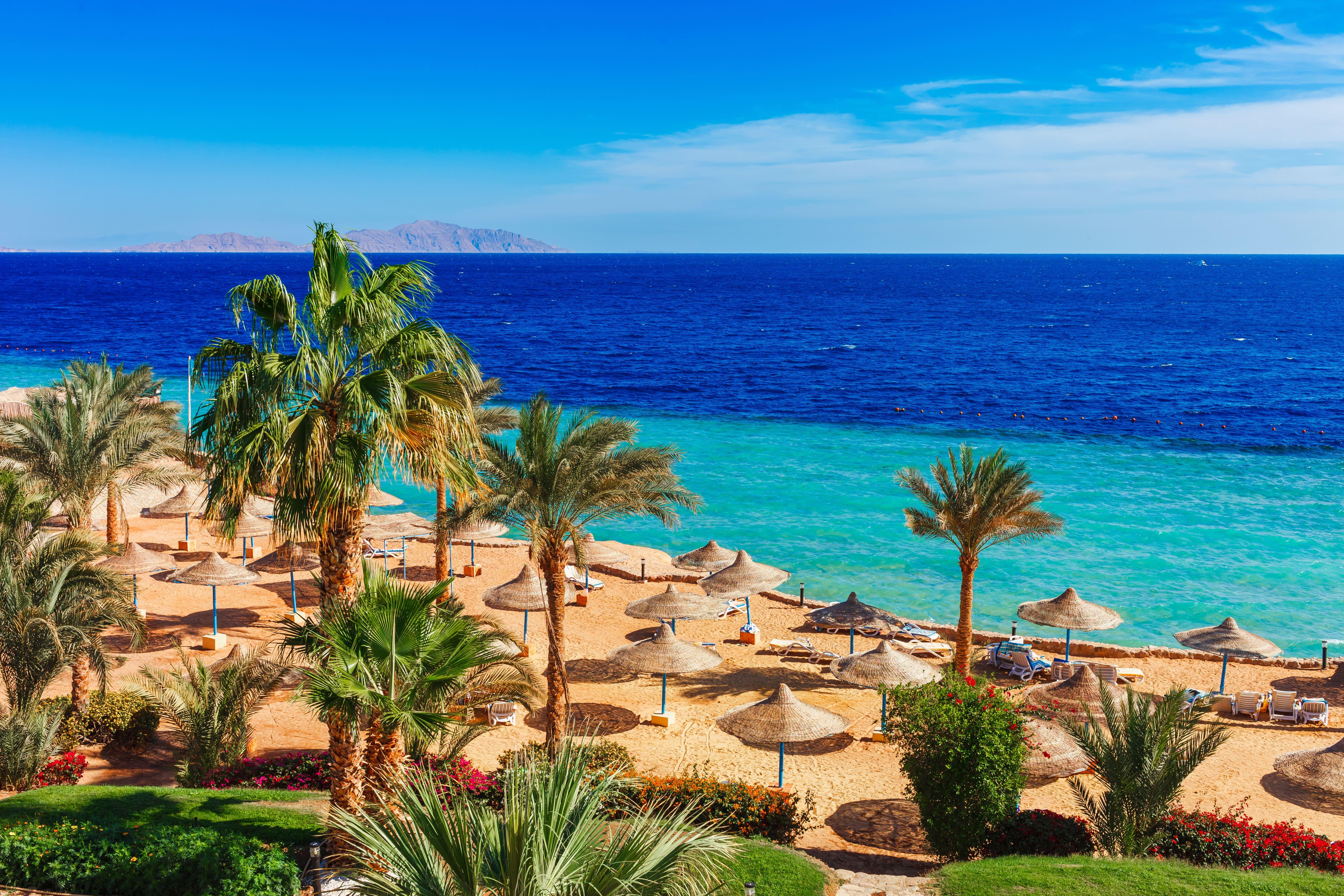 Urlaub Hurghada Januar