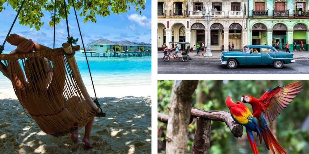 Urlaub Karibik Januar
