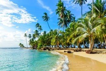 Urlaub Karibik Strand