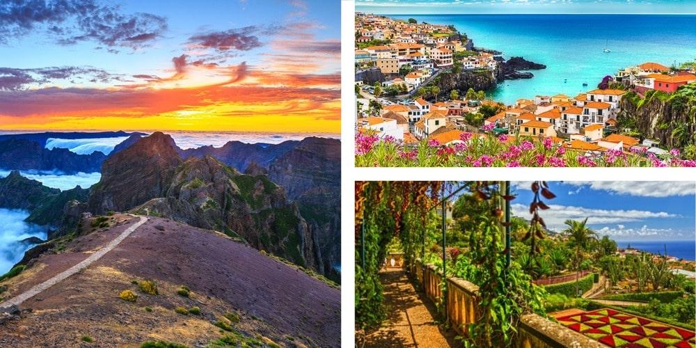 Urlaub Madeira Januar