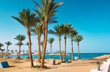 Urlaubsziel Ägypten März
