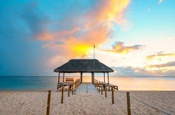 Urlaubsziel Mauritius März