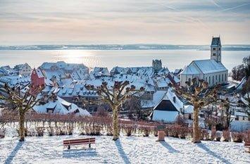 Wellnessurlaub Februar Bodensee