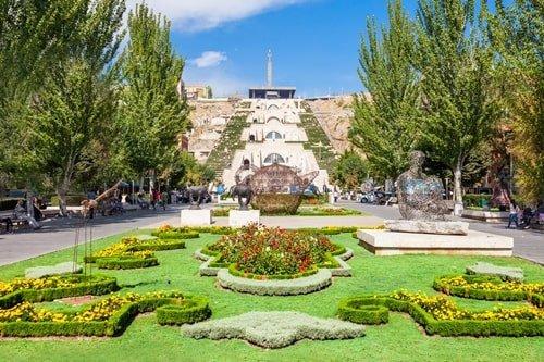 Yerevan Armenien