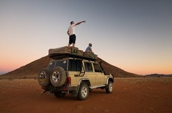 Aktivurlaub Oktober Namibia