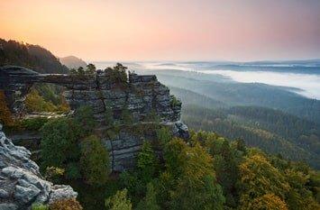 Aktivurlaub Oktober Tschechien