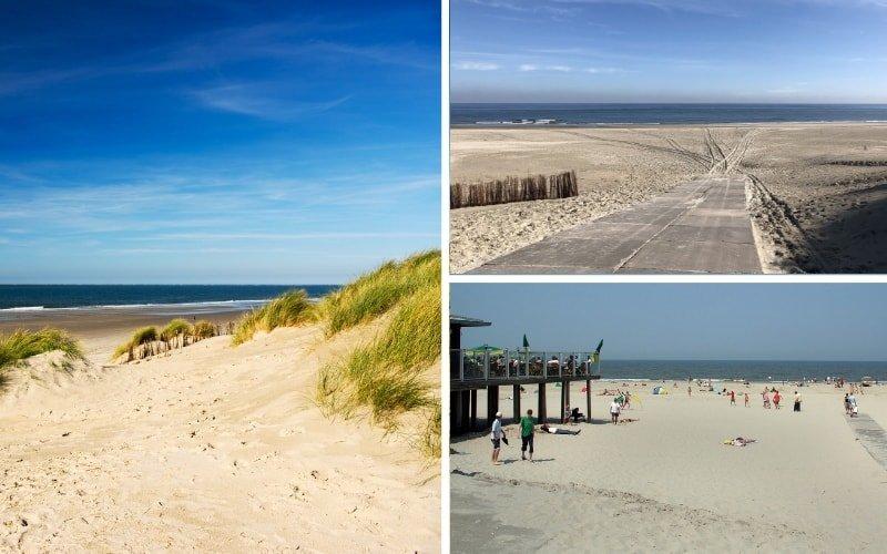 Holland Strand Ameland