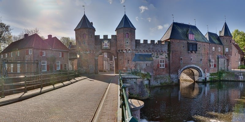 Amersfoort in Holland