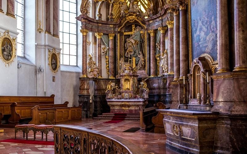 Augustinerkirche Ausflug Mainz