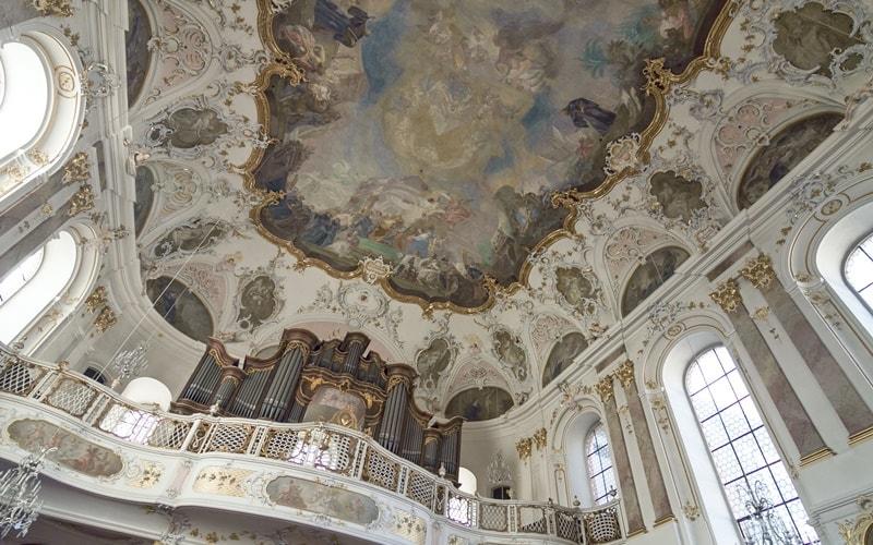 Augustinerkirche Mainz Ausflug