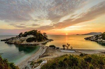 Badeurlaub Oktober Samos