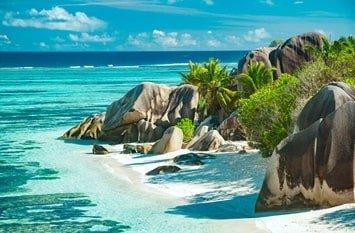 Badeurlaub Oktober Seychellen