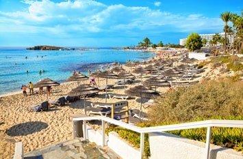 Badeurlaub Oktober Zypern