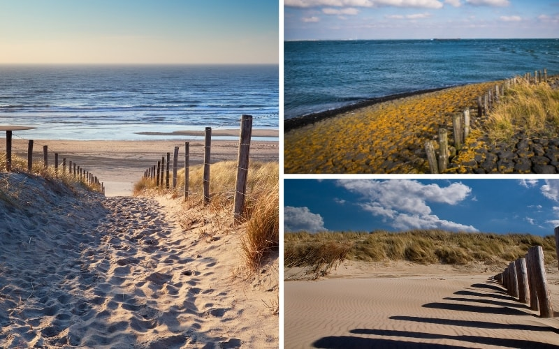 Holland Strand Banjaardstrand