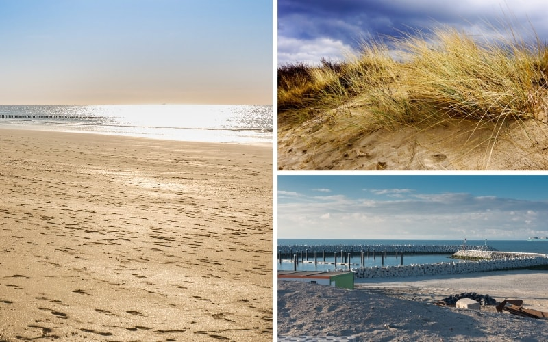 Holland Strand Catzand
