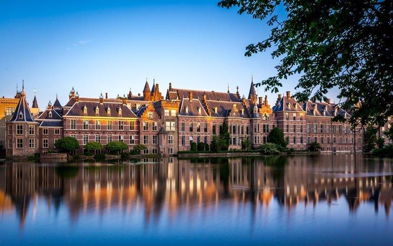 Schöne Städte Holland Den Haag