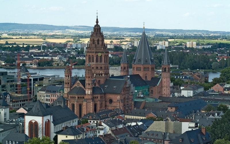 Dom zu Mainz Sehenswürdigkeiten