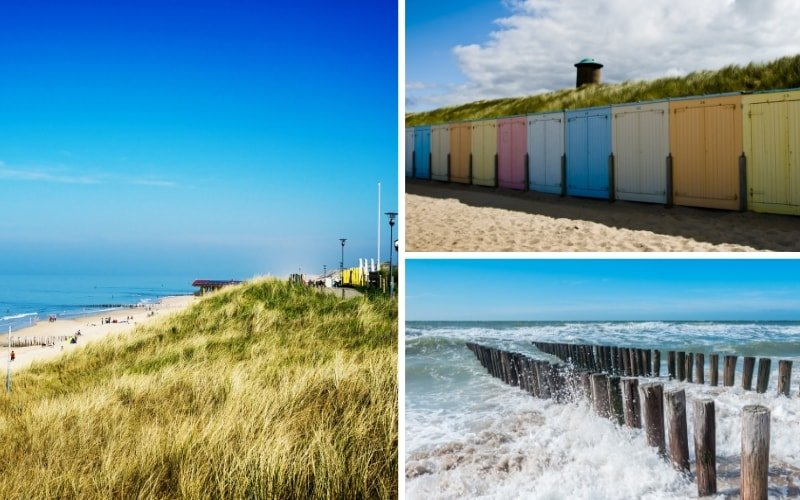 Holland Strand Domburg