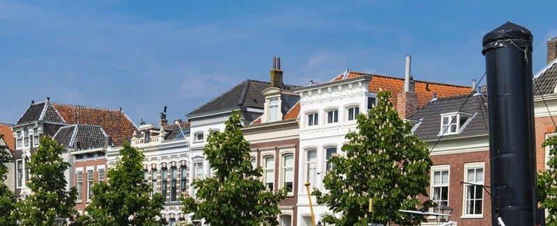 Dordrecht in Holland