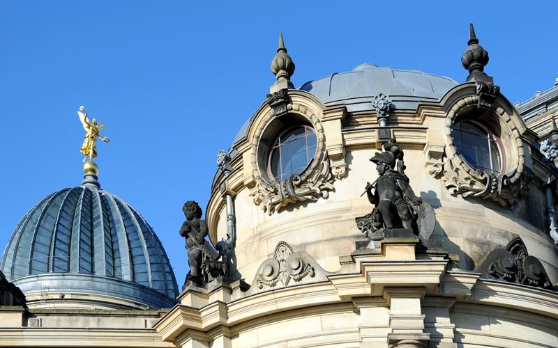 Dresden Altstadt Sehenswürdigkeiten Albertinum Galerie