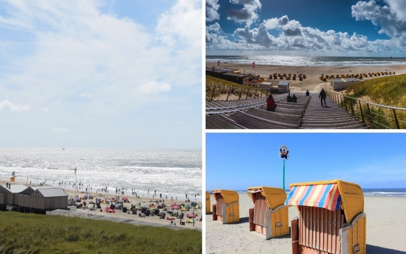 Holland Strand Egmond aan Zee