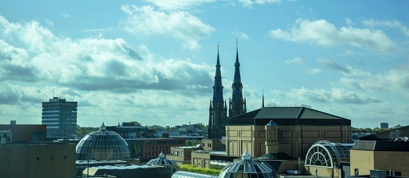 Eindhoven in Holland