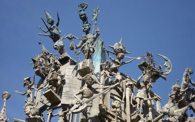 Fastnachtsbrunnen Mainz Fastnacht