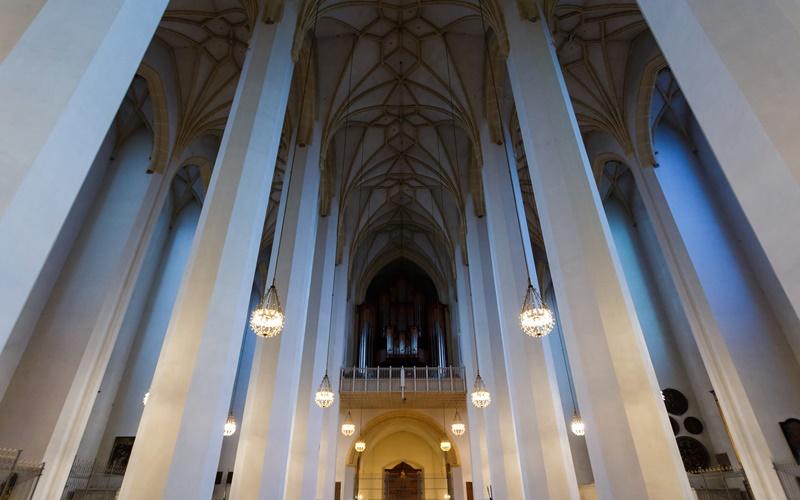 Frauenkirche München Sehenswürdigkeiten kirchen