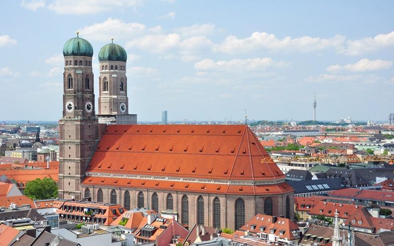 Frauenkirche München Sehenswürdigkeiten