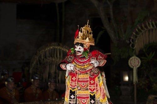 Gamelan-Aufführung Bali