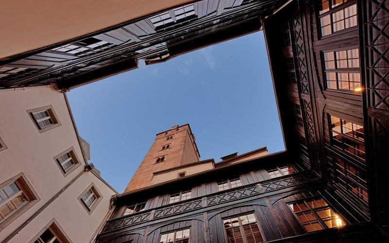 Goldener Turm Regensburg