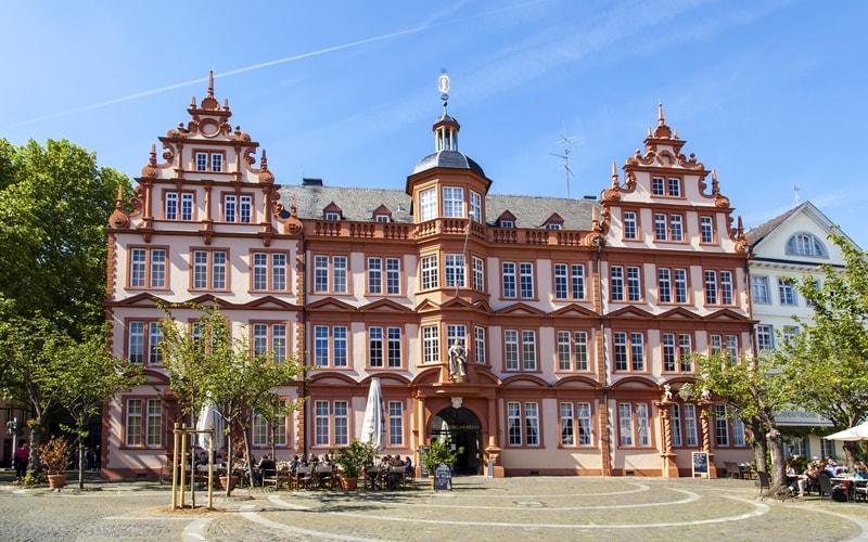 Gutenberg Museum Mainz Stadtrundfahrt