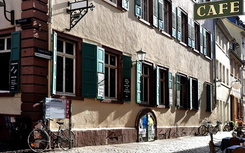 Heidelberg Altstadt Sehenswürdigkeiten