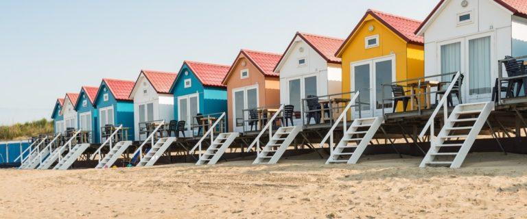 Holland Strand Beitragsbild