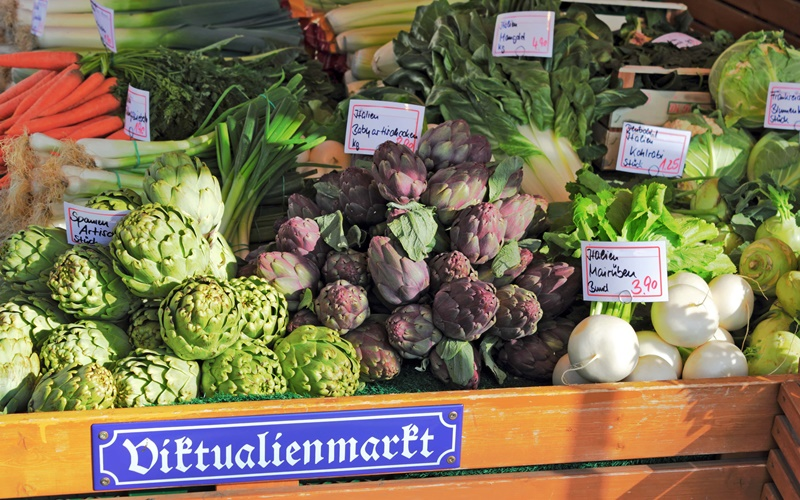 Innenstadt München Sehenswürdigkeiten Markt