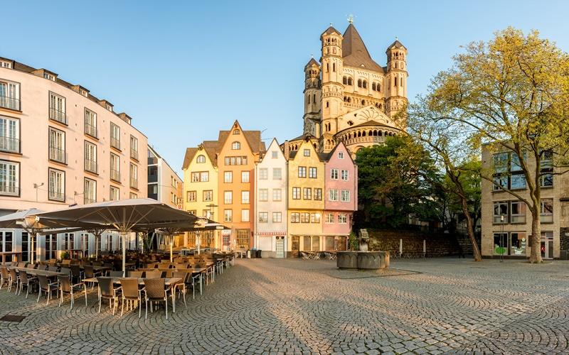 Köln Altstadt Sehenswürdigkeiten Köln