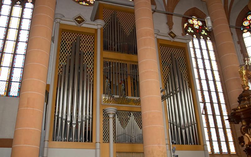 Kirche Heidelberg Sehenswürdigkeiten