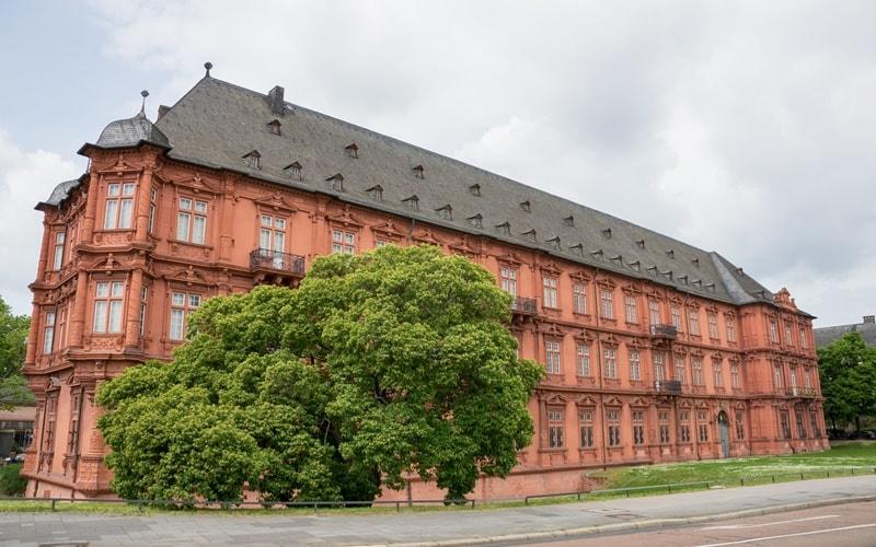 Kurfürstliches Schloss Mainz Attraktionen