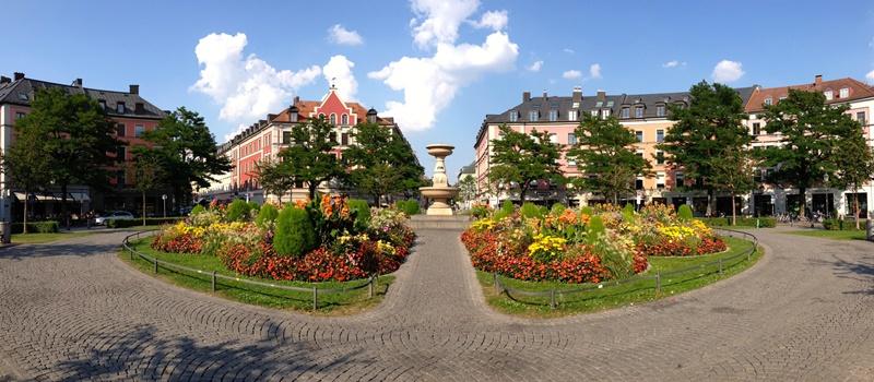 München Gärtnerplatz Sehenswürdigkeiten