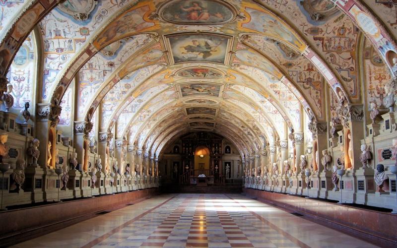 München Sehenswürdigkeit residenz antiquarium