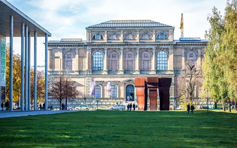 München Sehenswürdigkeiten Museen Pinakothek