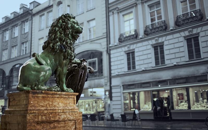 München Sehenswürdigkeiten Regen Residenz