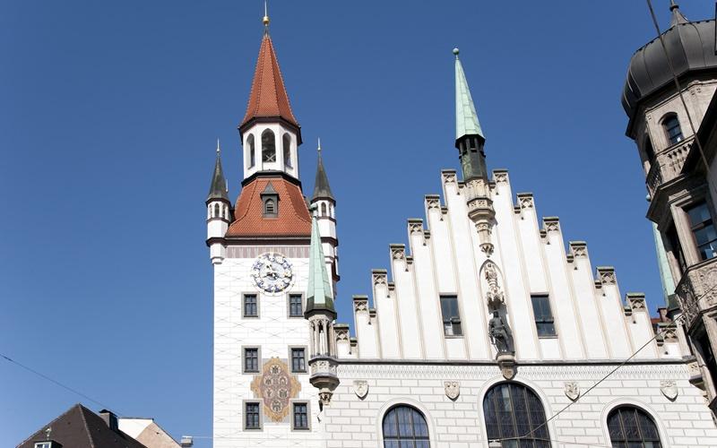 München Sehenswürdigkeiten altes rathaus