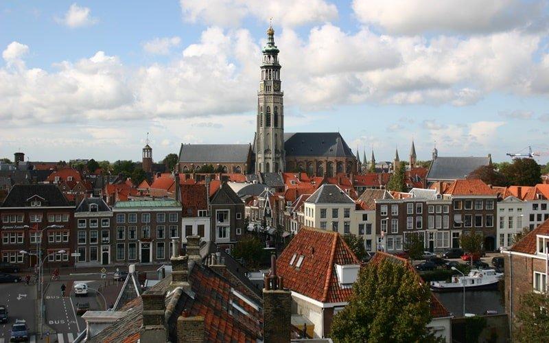 Schöne Städte Holland Maastricht